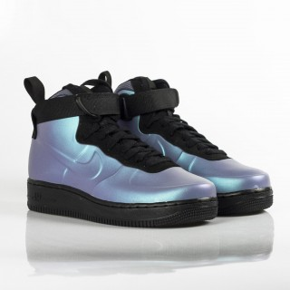 Sneakers Alte Uomo | AIR FORCE 1 FOAMPOSITE CUP BlackBlack