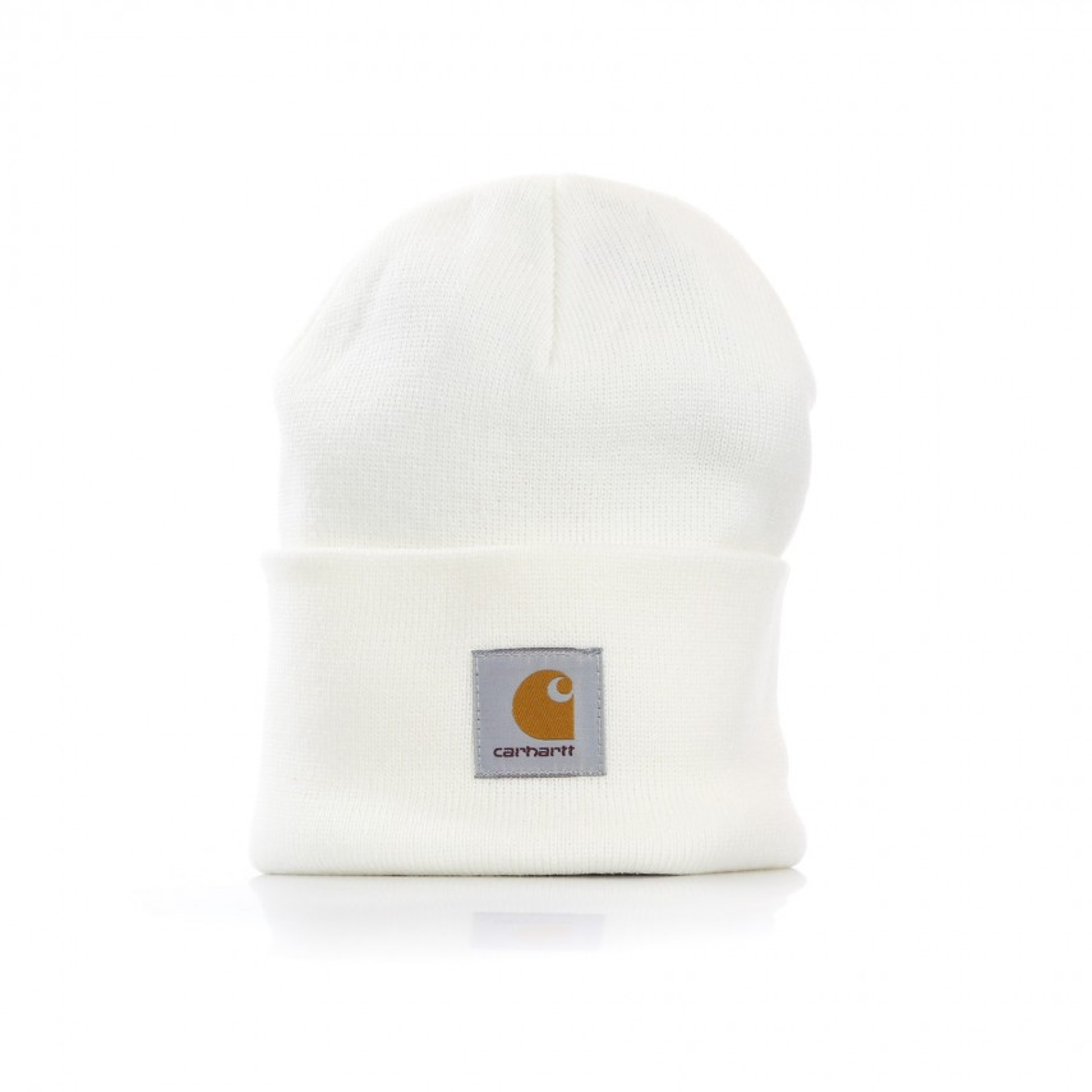 BERRETTO LANA ACRYLIC WATCH HAT WHITE  69f8d3248f23