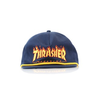 CAPPELLO SNAPBACK FLAME ROPE XL