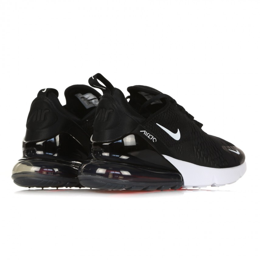 reputable site 56b32 419a0 LOW SHOE AIR MAX 270 BLACK/ANTHRACITE/WHITE/SOLAR RED