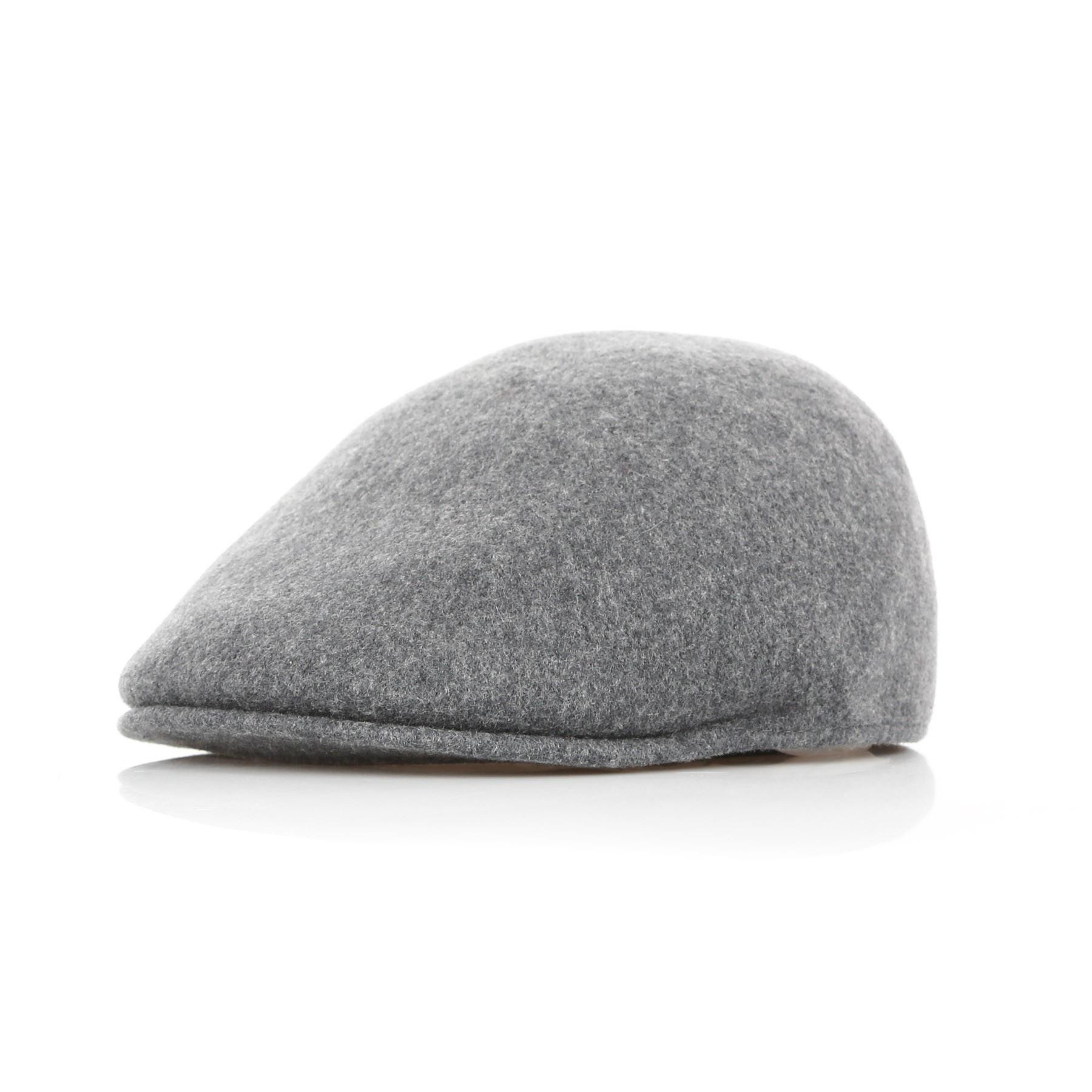 Flannel  KANGOL  Wool  Seamless  507  Cap