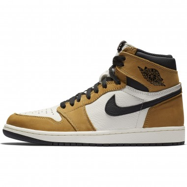 "SCARPA ALTA AIR JORDAN 1 RETRO HIGH OG ""ROOKIE OF THE YEAR"""