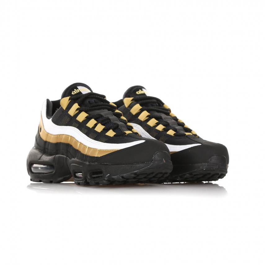 Nike Air Max 95 OG black metallic gold white Uomo |