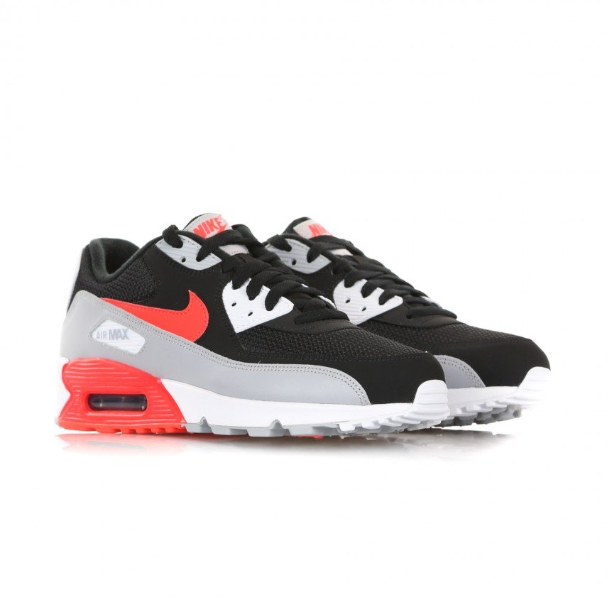 nike air max 90 essential bright crimson