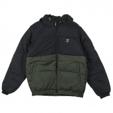GIACCA A VENTO STAGGER HOOD JACKET Array