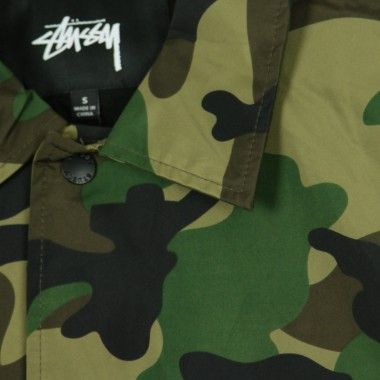 COACH JACKET CAMO CRUIZE CJ 42.5