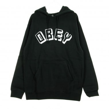 FELPA CAPPUCCIO OBEY NEW WORLD 42.5