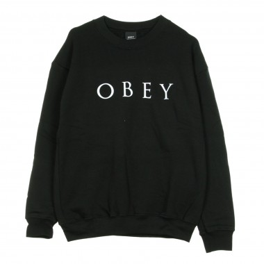 FELPA GIROCOLLO NOVEL OBEY 2 42.5