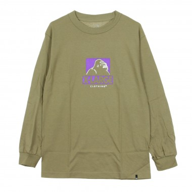 MAGLIETTA MANICHE LUNGHE CUT OUT OG L/S SAFARI