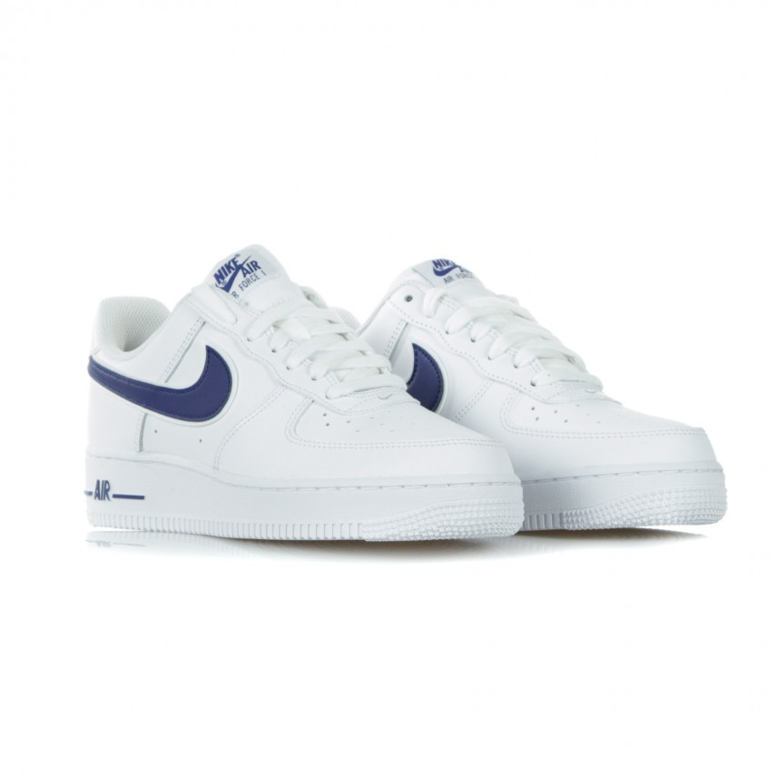 new products arriving 2018 shoes SCARPA BASSA AIR FORCE 1 07 3 WHITE/DEEP ROYAL