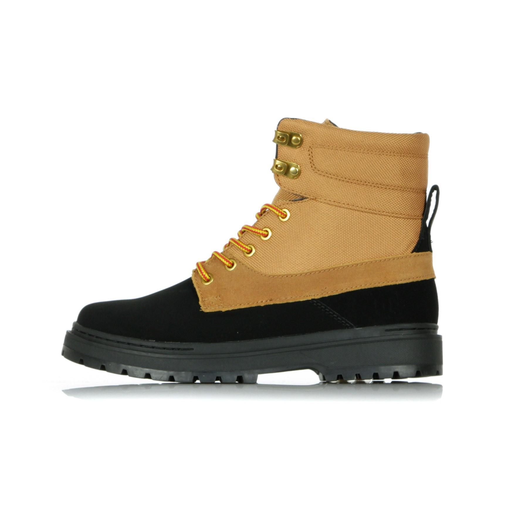 be3a3ed239af BOOT DC BOOTS UNCAS TR BLACK/WHEAT | Atipicishop.com