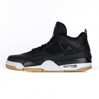 SCARPA ALTA AIR JORDAN 4 RETRO SE BLACK LASER 40