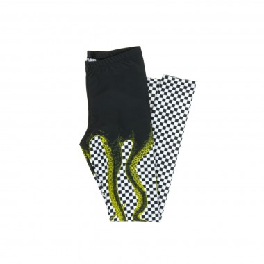 LEGGINS W CHECKER LEGGINGS XS