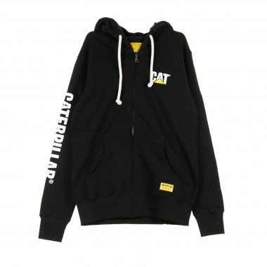 HOODED SWEATSHIRT LITTLE LOGO ZIP HOODIE