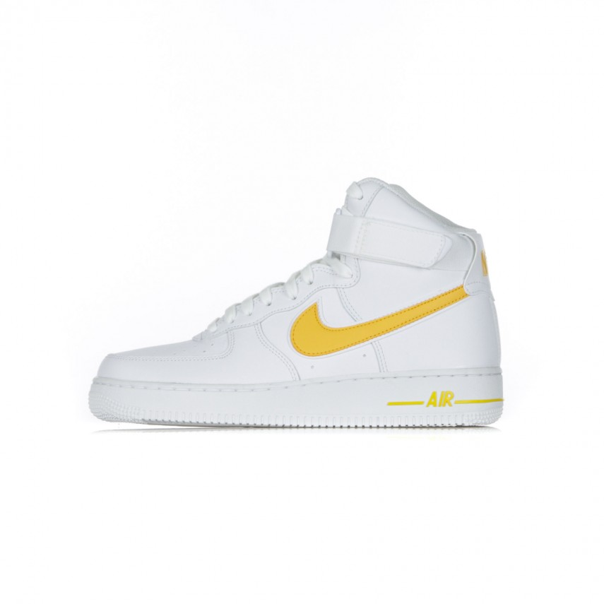 buy popular 7f84a 5bb22 SCARPA ALTA AIR FORCE 1 HIGH 07 3 WHITE UNIVERSITY GOLD