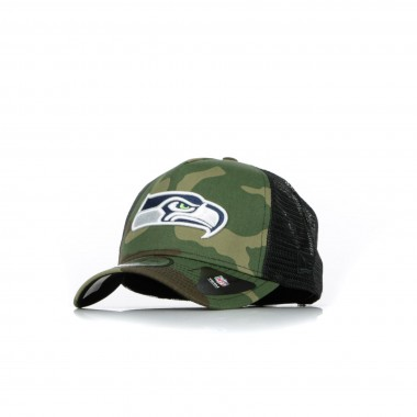 CAPPELLO VISIERA CURVA CAMO COLOR TRUCKER SEASEA 40