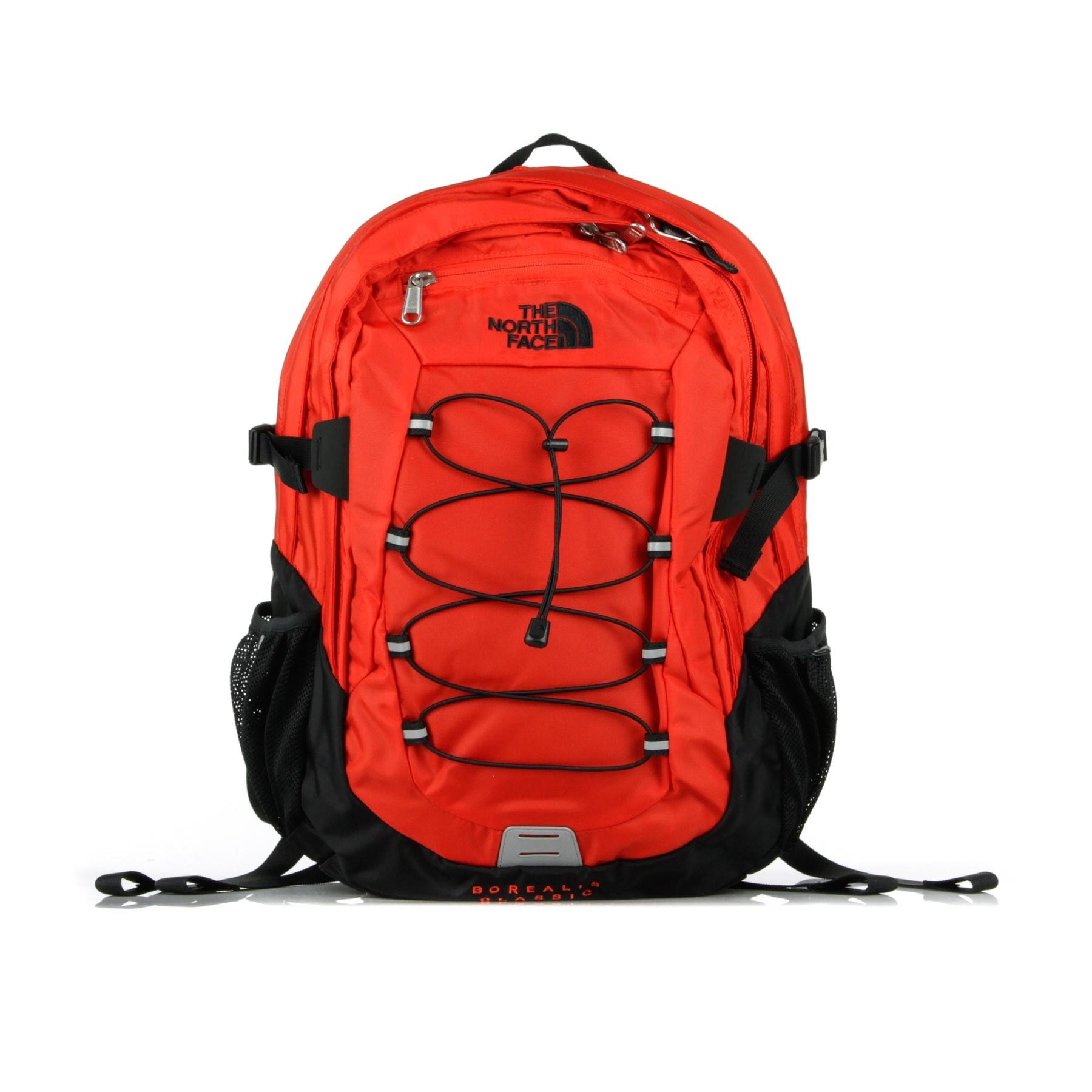 taglia 40 38e45 f0336 ZAINO BOREALIS CLASSIC FIERY RED/BLACK | Atipicishop.com