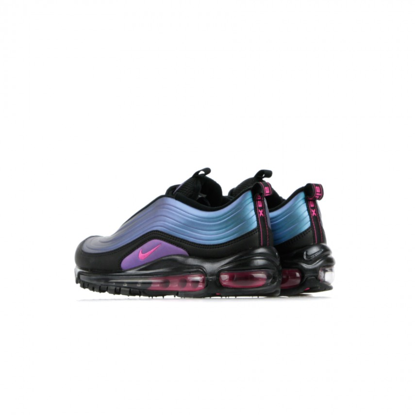 LOW SHOE W AIR MAX 97 RF FUTURE PACK BLACKLASER FUCHSIATHUNDER GREY