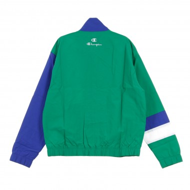 TRACK JACKET FULL ZIP TOP