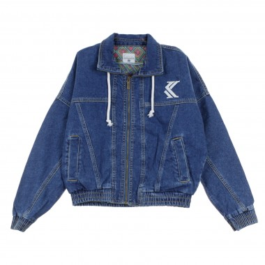 GIUBBOTTO JEANS RETRO DENIM JACKET 44