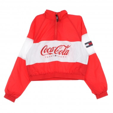 GIACCA A VENTO ANORAK TOMMY X COCA COLA JACKET 44