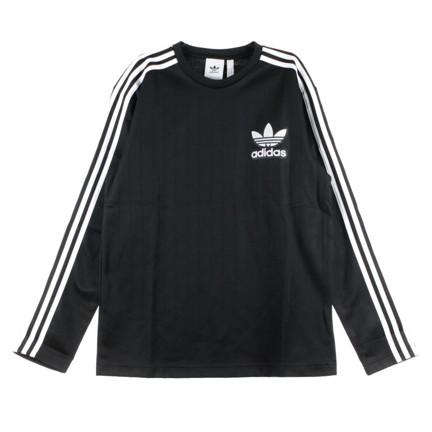 felpa adidas black and white
