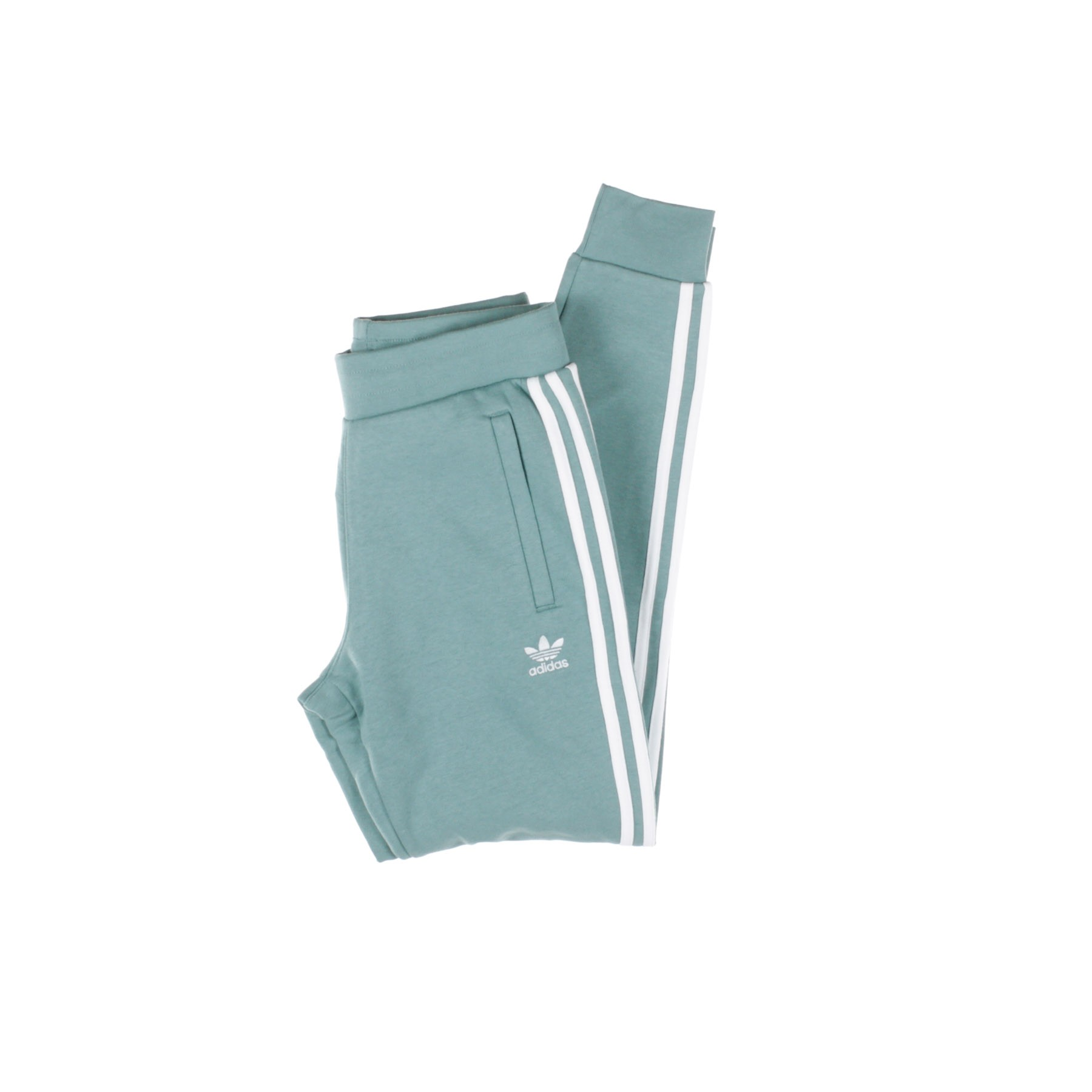pantaloni adidas 3 stripes track pants in grey