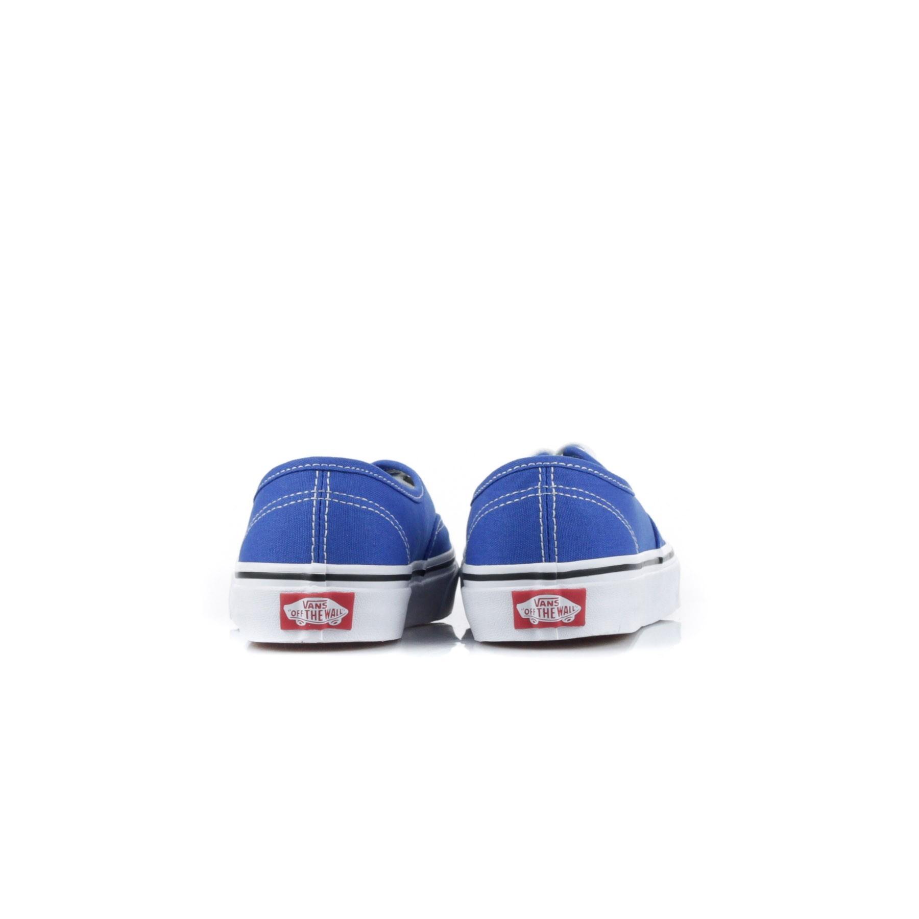 SCARPA BASSA AUTHENTIC LAPIS BLUE/TRUE