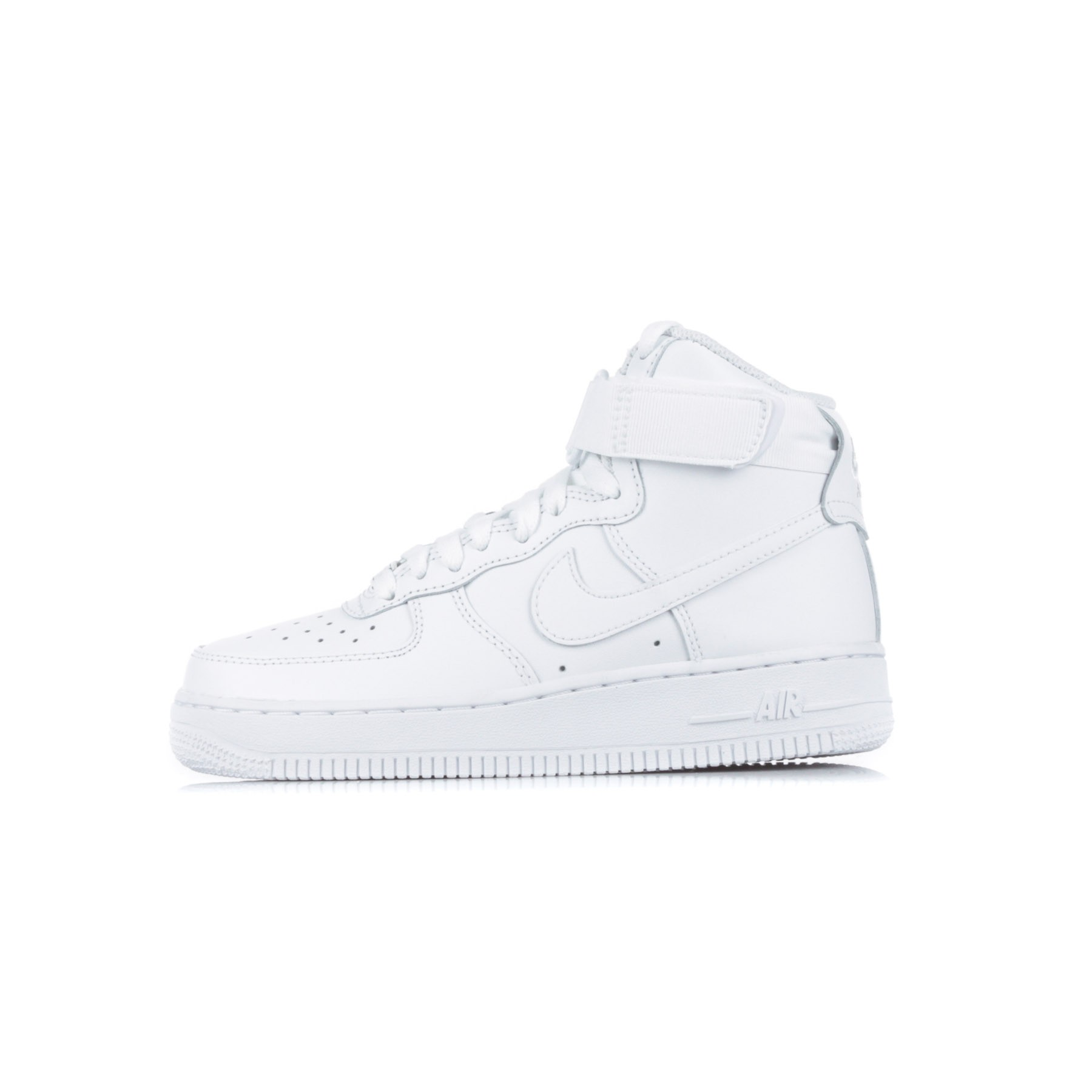 Nike Wmns Air Force 1 High White White White   Footshop