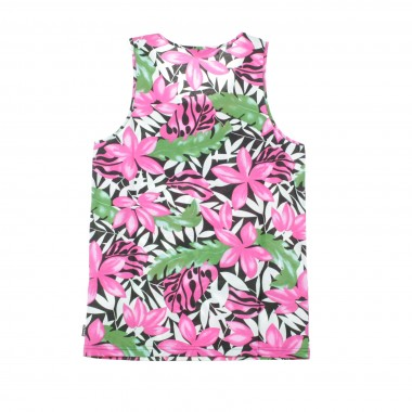 CANOTTA GRIFFIN FLORAL TANK TOP