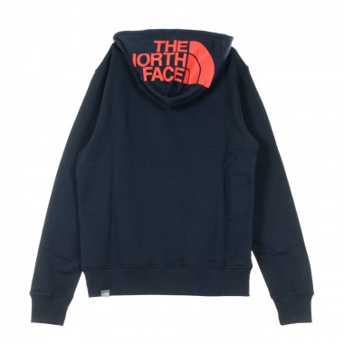 HOODED SWEATSHIRT DREW PEAK PO LT