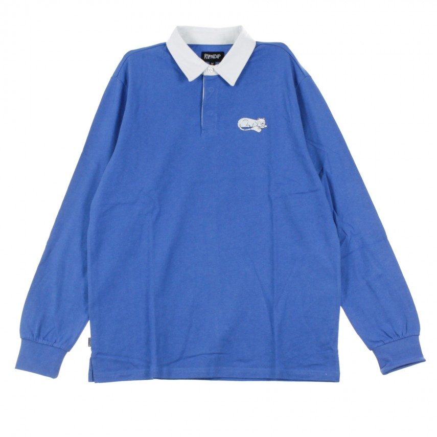 POLO MANICA LUNGA RIPNTAIL RUGBY POLO L/S