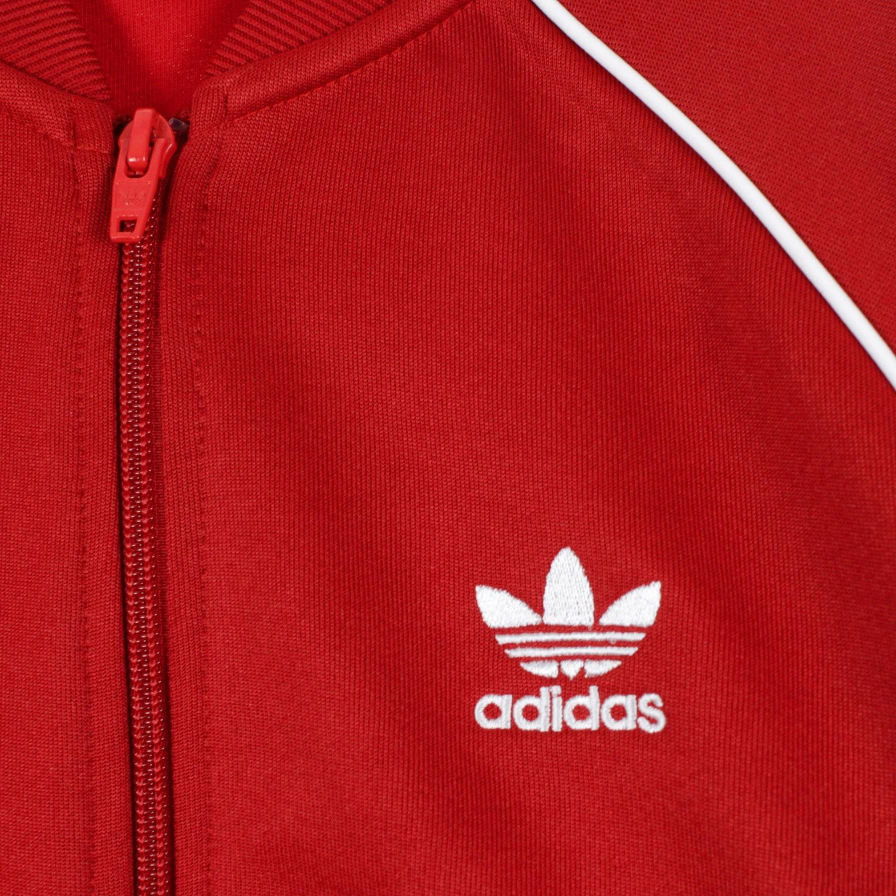 e754f1f4a adidas sst tt jacket red