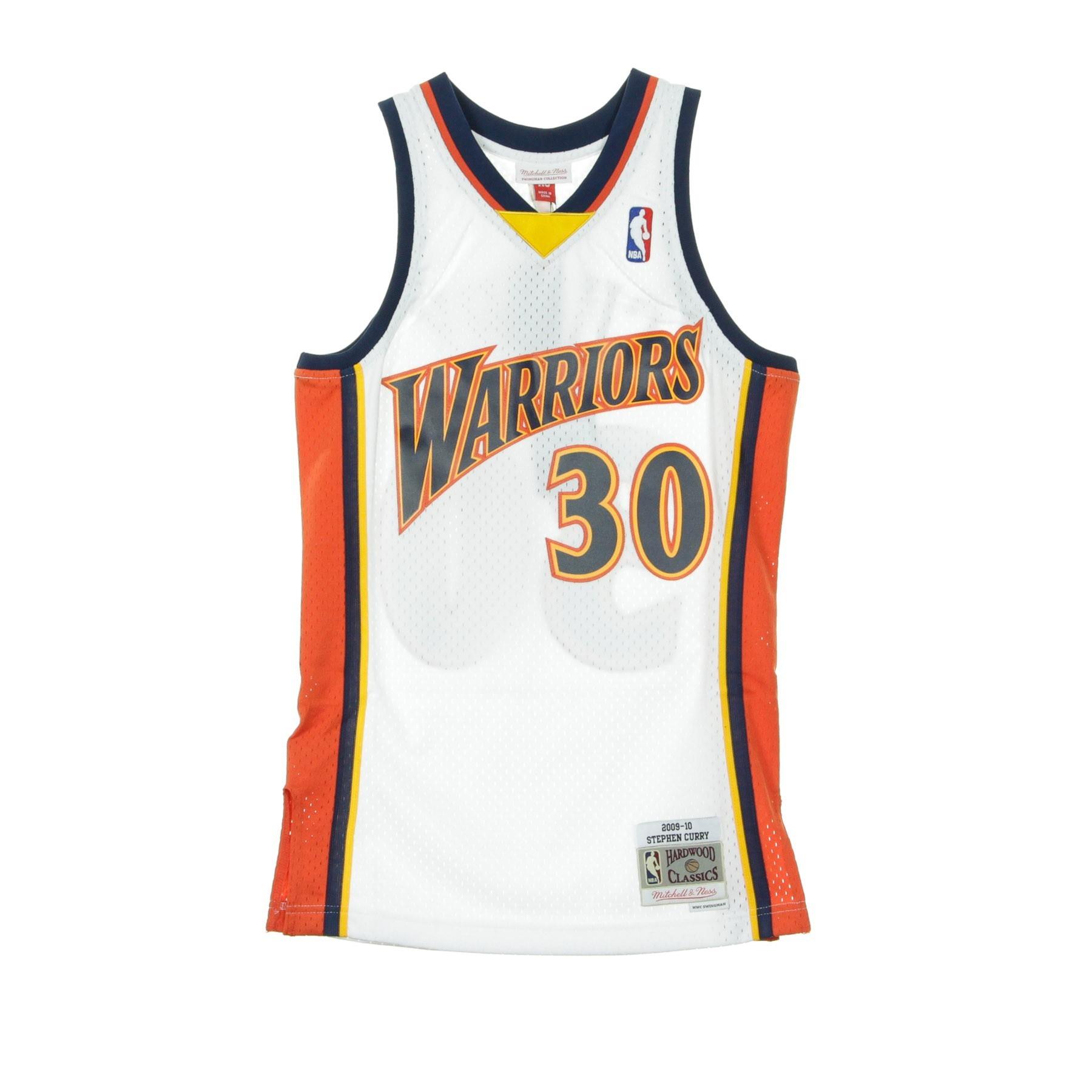 best loved 70f11 b47e1 CANOTTA NBA SWINGMAN JERSEY STEPHEN CURRY NO30 2009-10 GOLWAR HOME ORIGINAL  TEAM COLORS | Atipicishop.com