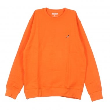 CREWNECK SWEATSHIRT PIGEON EMBROIDERED CREW