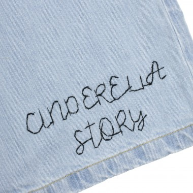 PANTALONE CORTO CINDERELLA STORY SHORT