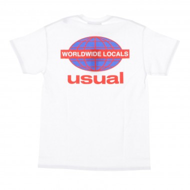 T-SHIRT LOGO WORLDWIDE LOCALS