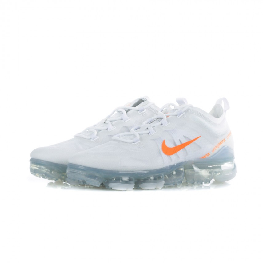 Nike Air VaporMax 2019 WhiteTotal Orange Cool Grey scarpe