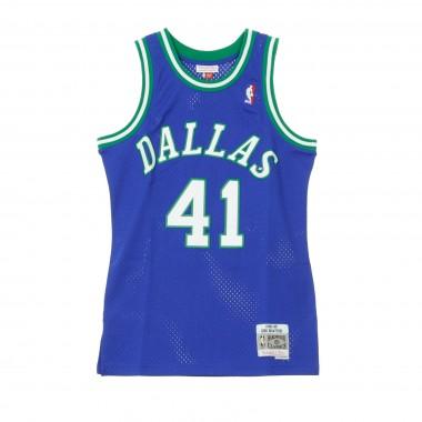 CANOTTA NBA SWINGMAN JERSEY DIRK NOWITZKI NO41 1998-99 DALMAV ROAD