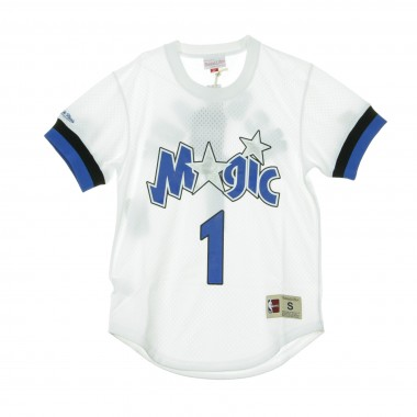 CASACCA NAME  NUMBER MESH CREWNECK TRACY MCGRADY NO1 ORLMAG S