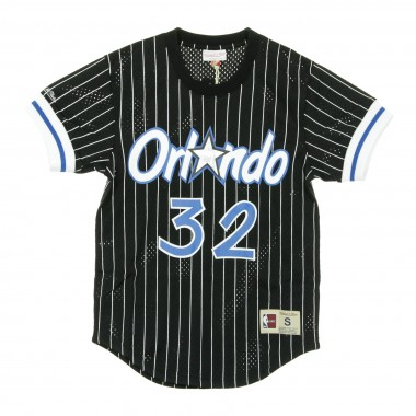 CASACCA NAME  NUMBER MESH CREWNECK SHAQUILLE ONEAL NO32 ORLMAG S