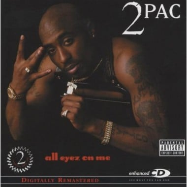 CD ALL EYEZ ON ME