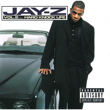 VINILE JAY Z - VOL2 HARD KNOCK LIFE