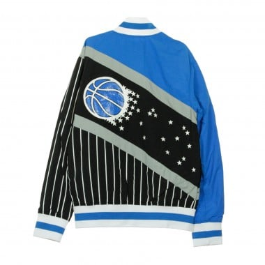 GIUBBOTTO GIACCA A VENTO NBA AUTHENTIC WARM UP JACKETS 1996-97 ORLMAG
