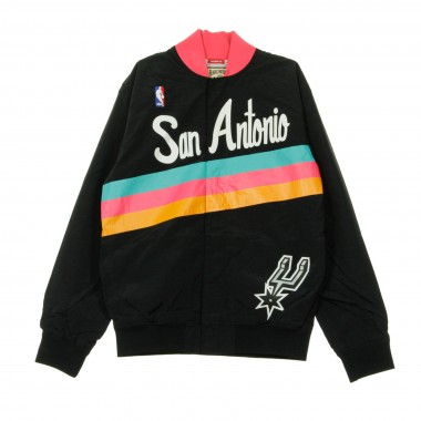GIUBBOTTO GIACCA A VENTO NBA AUTHENTIC WARM UP JACKETS 1994-95 SAASPU