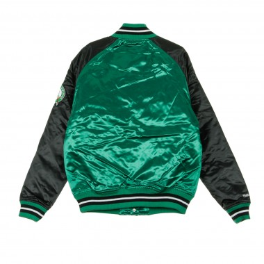 GIUBBOTTO BOMBER TOUGH SEASON SATIN JACKET BOSCEL