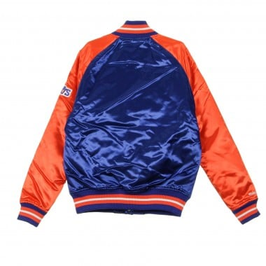 GIUBBOTTO BOMBER TOUGH SEASON SATIN JACKET CLECAV