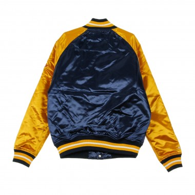 GIUBBOTTO BOMBER TOUGH SEASON SATIN JACKET GOLWAR
