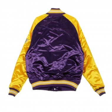 GIUBBOTTO BOMBER TOUGH SEASON SATIN JACKET LOSLAK