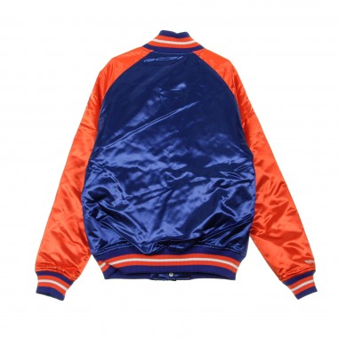 GIUBBOTTO BOMBER TOUGH SEASON SATIN JACKET NEYKNI